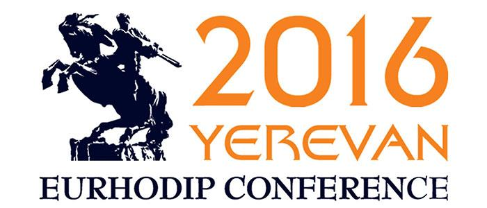 2016 Eurhodip conference in Yerevan – Armenia