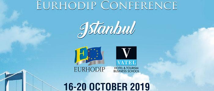Upcoming Eurhodip Conference in Istanbul
