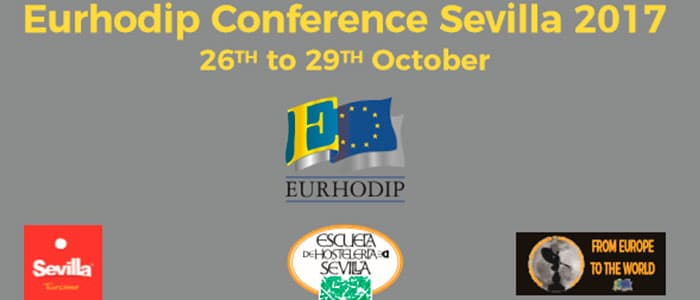 Eurhodip Conference Sevilla 2017 26TH to 29TH October